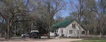 Nebraska hunting lodging