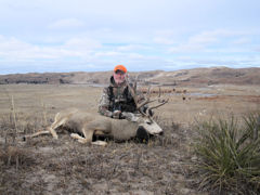 Nebraska Mule Deer picture 21