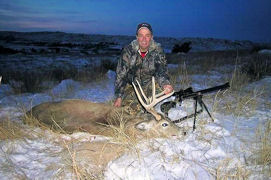 Nebraska Whitetail Deer picture 11