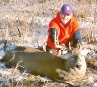 Nebraska Whitetail Deer picture 12
