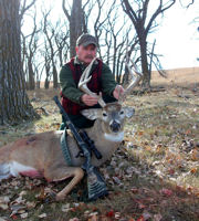 Nebraska Whitetail Deer - Jordan